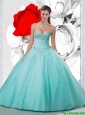 New Style 2015 Winter Quinceanera Dresses with Beading